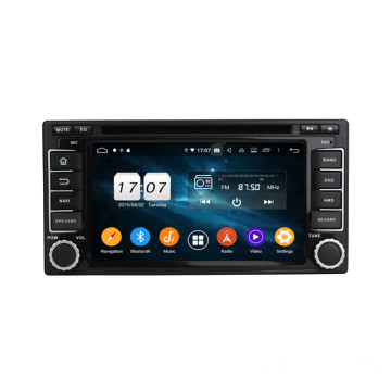 car dvd with gps for Forester Impreza 2008-2011