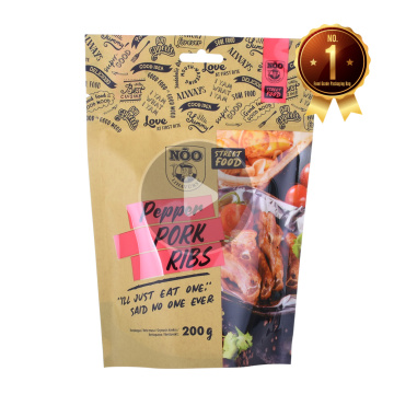 China Factory Wholesale Custom Spice Packaging