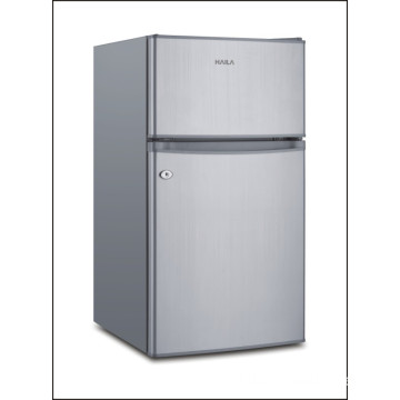 Double Door Top Mounted Freezer Refrigerator