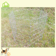 Folding Wire Galvanized Pet Dog&Rabbit Playpen