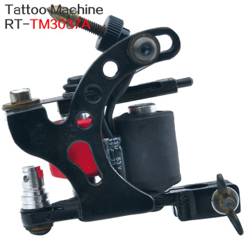 Ordinary 10 coils tattoo machine strong steady