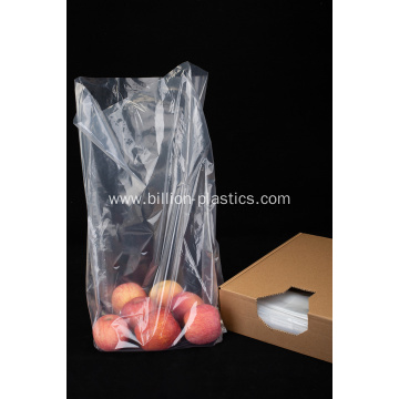 Supermarket Plastic Bag with Gusset