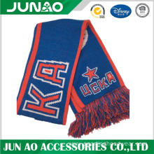 Wholesale customized pattern fans scarf