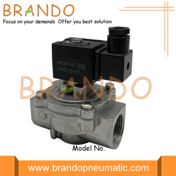 SCG Series Straight Through 1'' Diaphragm Pulse Valve