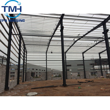 Online Prefabricated Light Steel Structure Workshop Building
