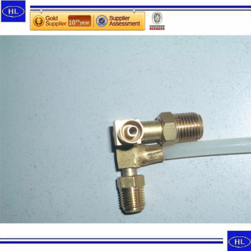 Hydraulic Hose Female Tube Fittings by CNC Machine