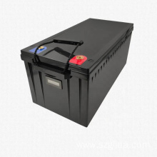 Deep Cycle LiFePO4 Battery Pack Solar Storage