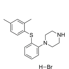 Vortioxetine Hydrobromide Mechanism of Action