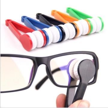 Mini Microfibre Glasses Cleaner Microfibre Spectacles Sunglasses Eyeglass Cleaner Clean Wipe Tools Cleaning Cloths Wholesale