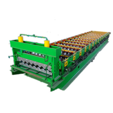 High Strength Corrugated Sheet Roll Forming Machine