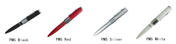Multiple Colors Pen USB Memory Sick