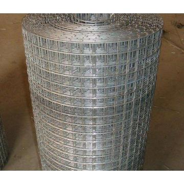 PVC Coated Galvanized Welded Wire Mesh For Making crab