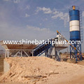 High Efficiency Mobile Concrete Plants