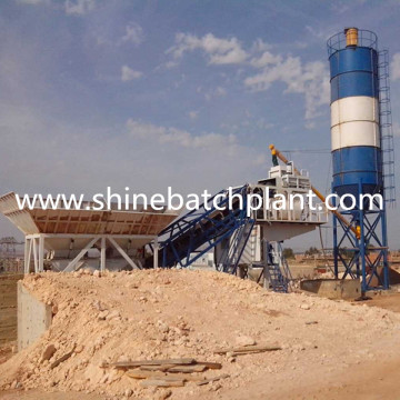 Concrete Batching Plant Capacity