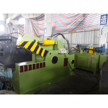 Hydraulic Waste Steel Bar Rebar Metal Cutting Machine