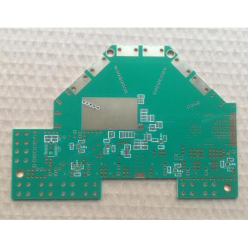 4 mea papahele Rogers material RO4350B RF PCB