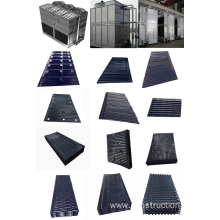 PVC Drift Eliminator For Cooling Tower