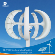 DELIGHT Portable Hybrid Solar Vertical Wind Generators