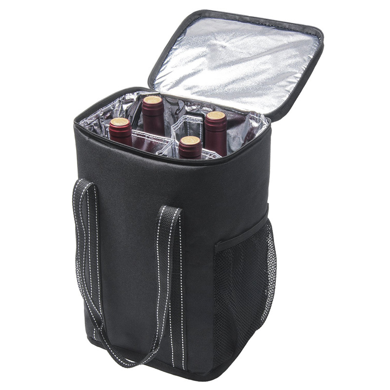 Oxford Fabric Wine Tote Bags