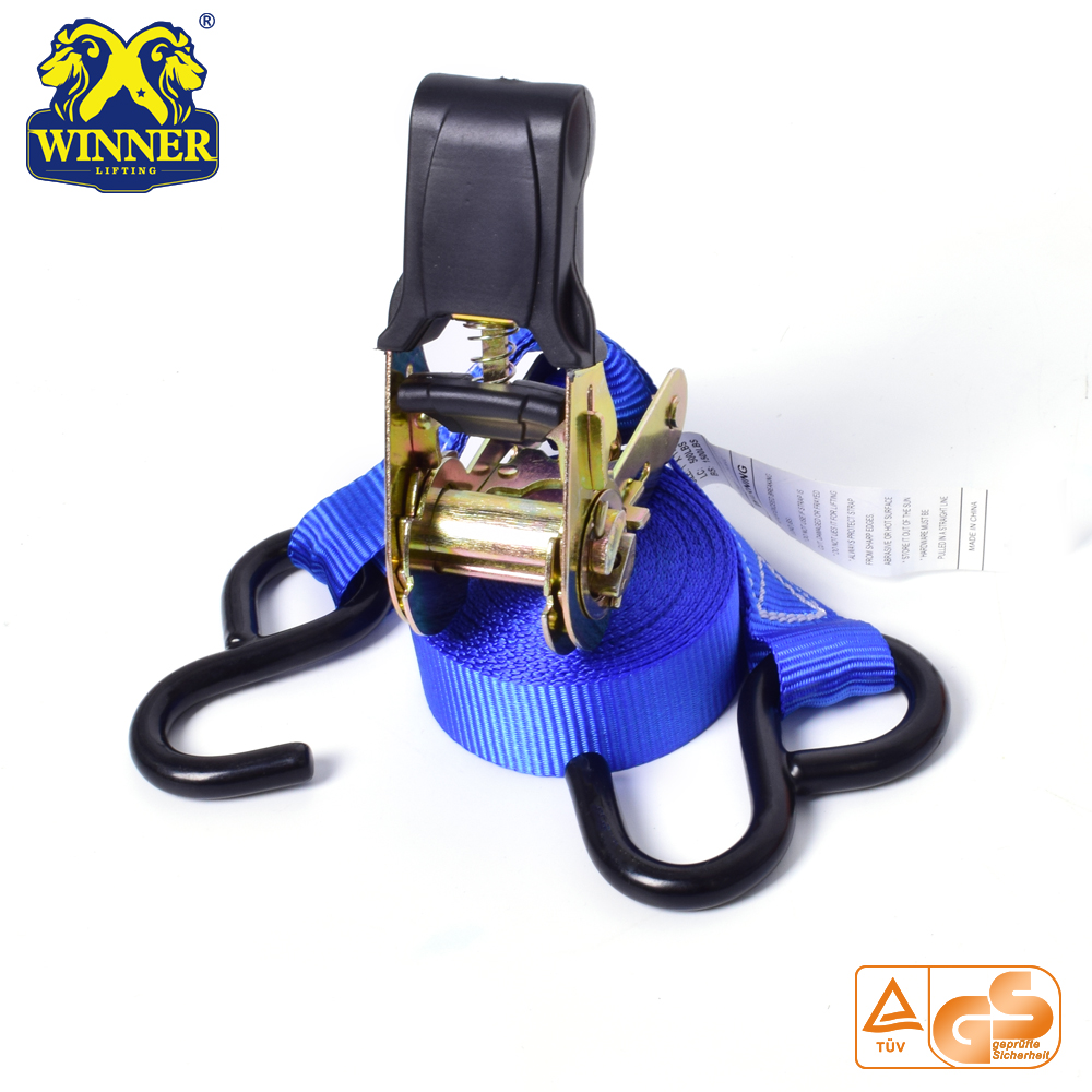 Hot Selling American Standard Ratchet Tie Down Strap