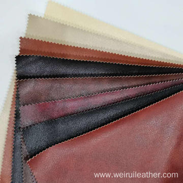 Hard-wearing PU Leather For Sofa