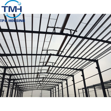 Prefab Economical Steel Structure Workshop