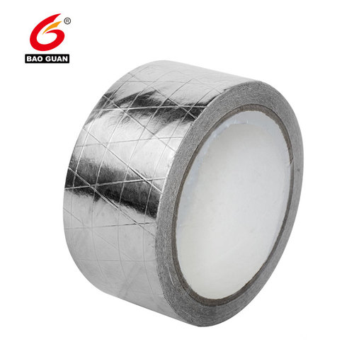 Conductive Adhesive Roofing Reinforced Aluminum Foil Tape