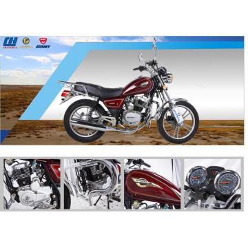 HS125-6E New Design 125cc Gas Motorcycle