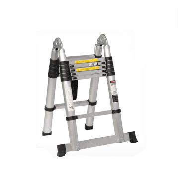 Aluminum telescopic multi-use joint ladders