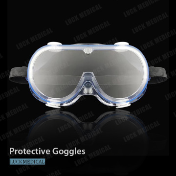 High Impact Lens Protective Goggles