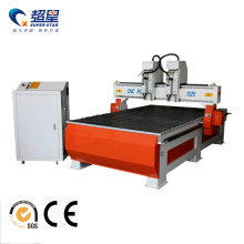Double head Woodworking Machine with 2 head