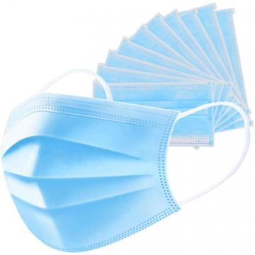 Disposable Face Mask 3 Ply Thicker Breathable Comfortable Masks