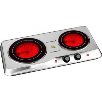2000W Double Infrared Hotplate