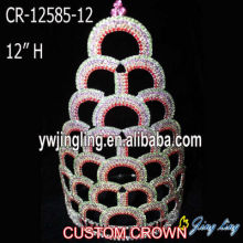 Custom Crowns Rainbow Crown