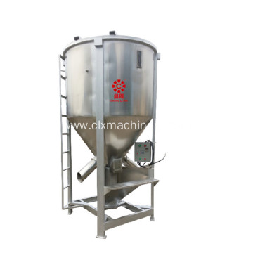 Stainless Steel Mixer Production Base
