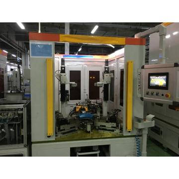 laser welding line for washing machine drum