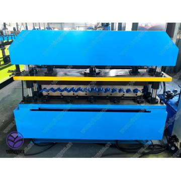 corrugated galvanized roof sheets rolling machine
