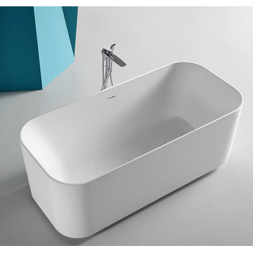 Simple Style Acrylic Bath Tub