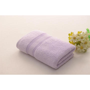 Bright Color Decorative Bathroom Hand Towel