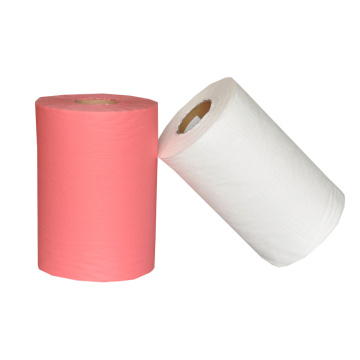 stock middle layer spunbond meltblown nonwoven non-woven polystyrene fabric protection coils outer layer