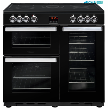Electric Cooking Range Cooker Induction