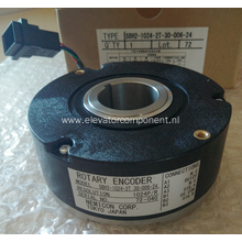 NEMICON ENCODER for Fujitec Elevators SBH2-1024-2T 30-006-24