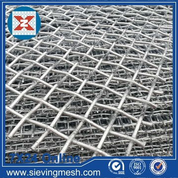 Crimped Steel Wire Mesh
