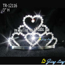 Heart Crown And Tiaras