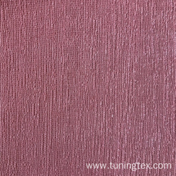 Polyester Knitted Crinkle Fabric