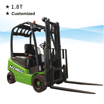 1.8T Electric Forklift Customized