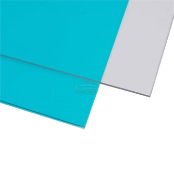 Building Material Glass Roof Solid Sheet For Awning