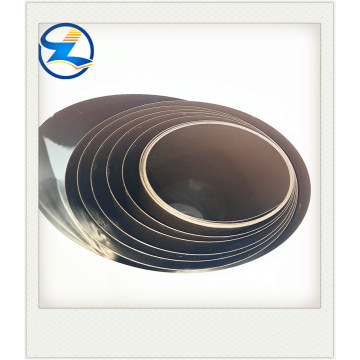 BLACK WHITE PS Plastic Film Polystyrene Rolls
