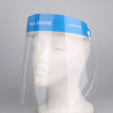 Full Face Protective Visor with Eye Protection Shield