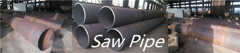 Steel Metal Pipes Saw